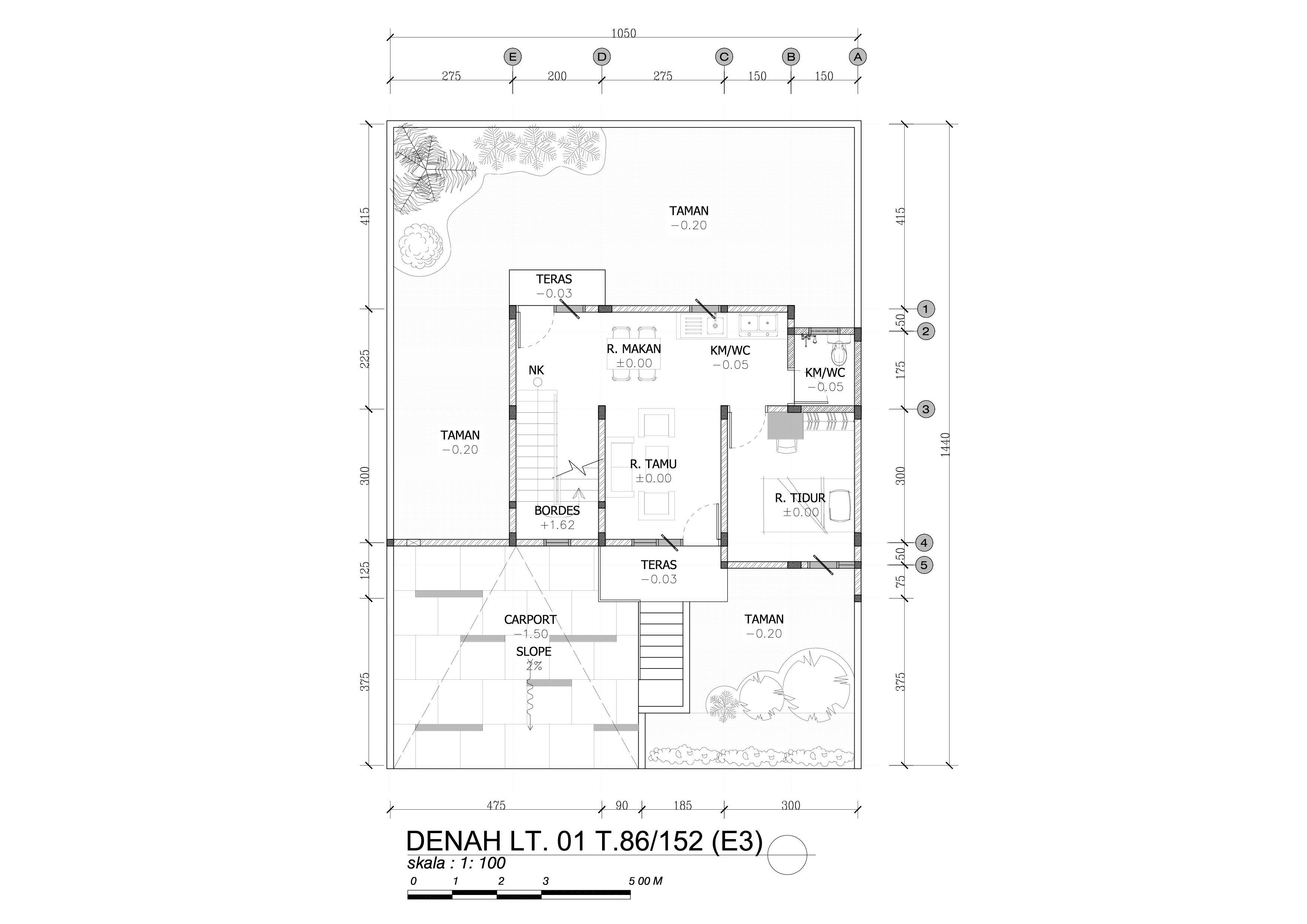 DENAH T.86 LT.01 (E3)