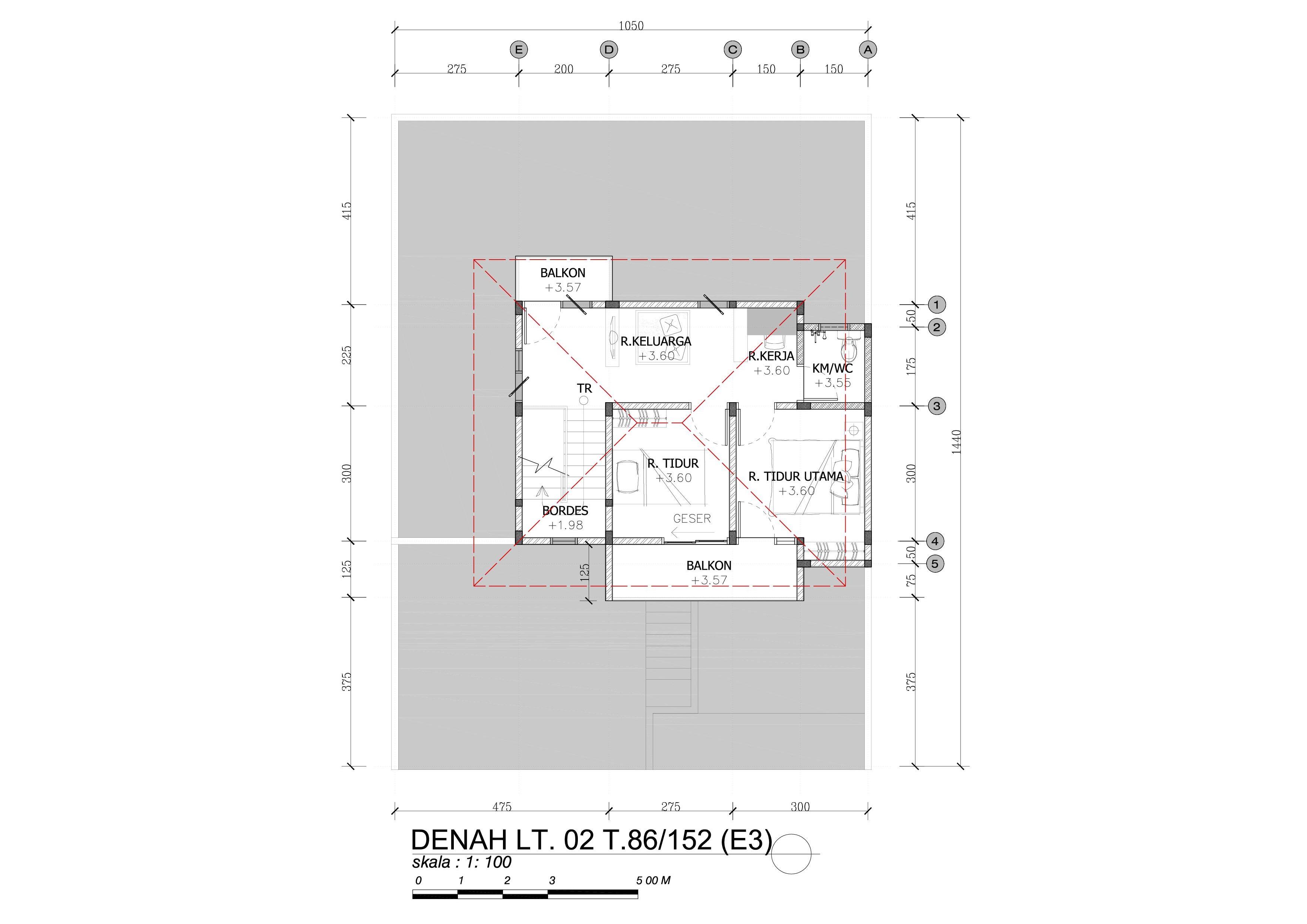 DENAH T.86 LT.02 (E3)
